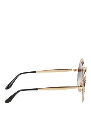 Dolce & Gabbana: sunglasses online - Rhinestone embellished sunglasses