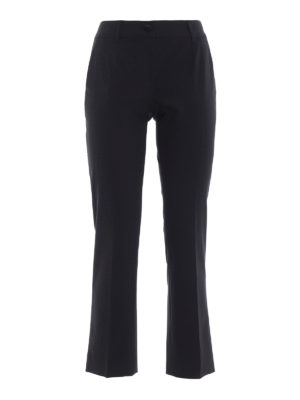 Dolce & Gabbana: Tailored & Formal trousers - Cool wool formal masculine pants