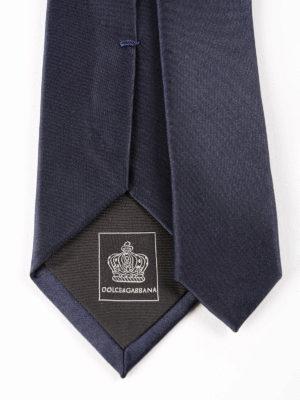 Dolce & Gabbana: ties & bow ties online - Classic silk tie