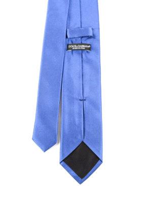Dolce & Gabbana: ties & bow ties online - Solid silk tie