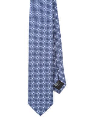 Dolce & Gabbana: ties & bow ties - Patterned silk tie