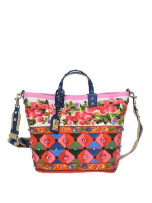 Dolce & Gabbana: totes bags - Beatrice shopping bag