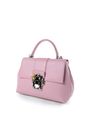 Dolce & Gabbana: totes bags online - Lucia medium leather handbag