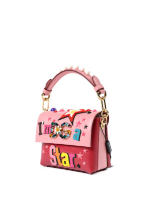 Dolce & Gabbana: totes bags online - Millennials Mini bag with appliques
