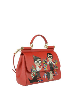Dolce & Gabbana: totes bags online - Sicily Medium handbag