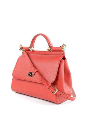 Dolce & Gabbana: totes bags online - Sicily medium tote