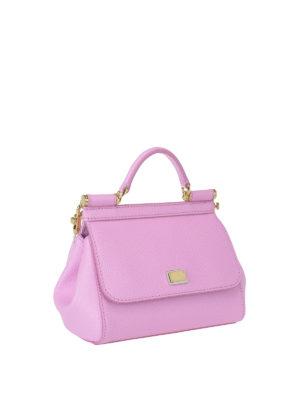 Dolce & Gabbana: totes bags online - Sicily mini handbag