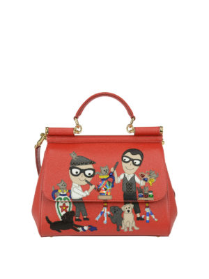 Dolce & Gabbana: totes bags - Sicily Medium handbag