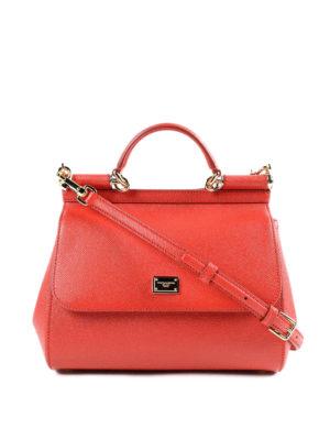 Dolce & Gabbana: totes bags - Sicily medium tote