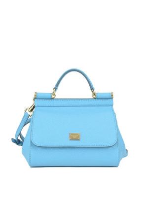 Dolce & Gabbana: totes bags - Sicily mini handbag