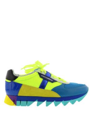 Dolce & Gabbana: trainers - Multicolour sneakers