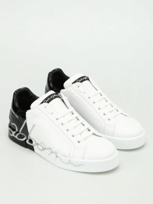 Dolce & Gabbana: trainers online - Portofino sneakers