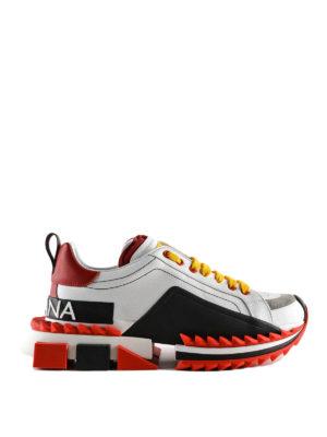 DOLCE   GABBANA  sneakers - Sneaker Super King debca9d33e1