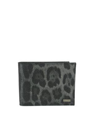 Dolce & Gabbana: wallets & purses - Crespo Leo wallet