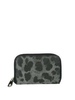 Dolce & Gabbana: wallets & purses - Crespo Leo zip around wallet