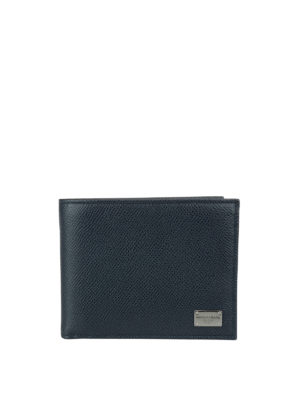 Dolce & Gabbana: wallets & purses - Leather wallet