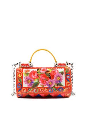Dolce & Gabbana: wallets & purses - Mini Von Bag case and card holder