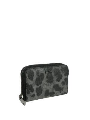 Dolce & Gabbana: wallets & purses online - Crespo Leo zip around wallet