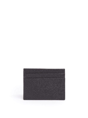 Dolce & Gabbana: wallets & purses online - Dauphine calf leather card holder