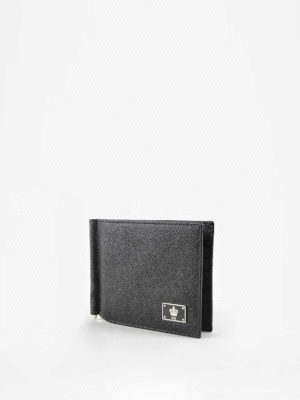Dolce & Gabbana: wallets & purses online - Dauphine leather card-holder