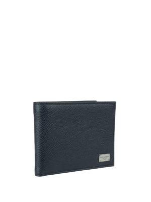 Dolce & Gabbana: wallets & purses online - Leather wallet