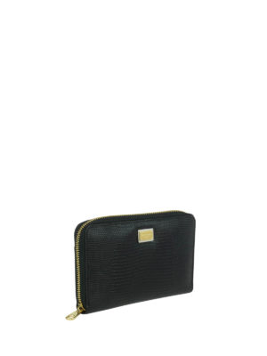 Dolce & Gabbana: wallets & purses online - Small leather wallet