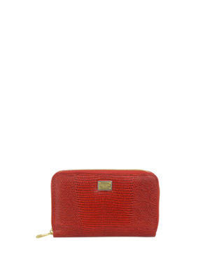 Dolce & Gabbana: wallets & purses - Small leather wallet