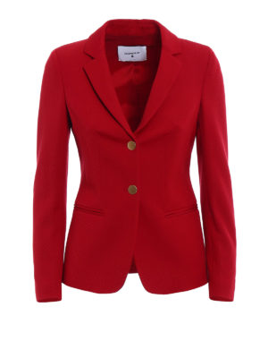 Dondup: blazers - Evanescence fitted blazer
