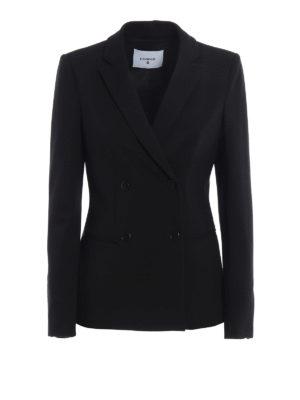 Dondup: blazers - Lumia structured elegant blazer