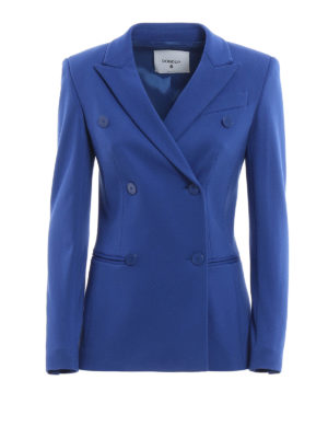 Dondup: blazers - Mhina shaped blazer
