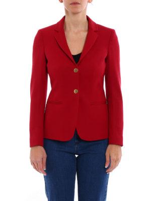 Dondup: blazers online - Evanescence fitted blazer