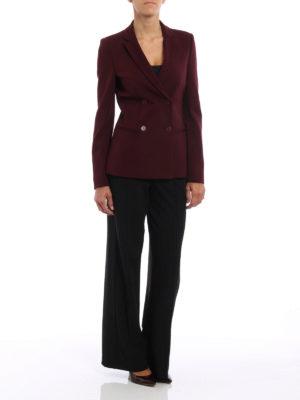 Dondup: blazers online - Lumia structured elegant blazer