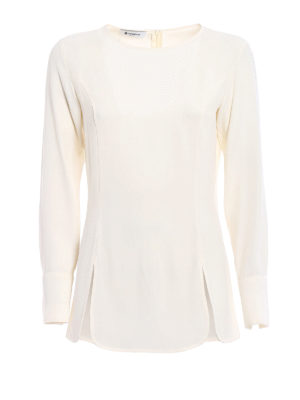 Dondup: blouses - Celtas long sleeve blouse