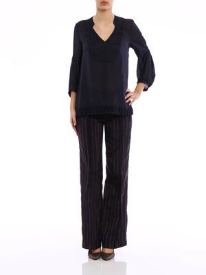 Dondup: blouses online - Hibiscus blouse