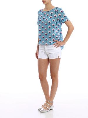 Dondup: blouses online - Mesi silk blouse