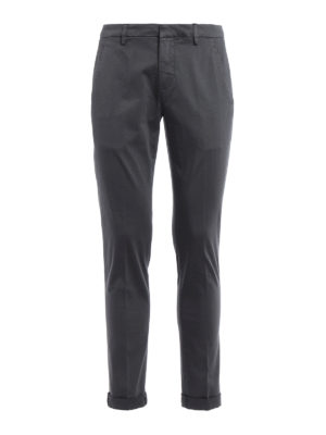Dondup: casual trousers - Chinos Gaubert trousers