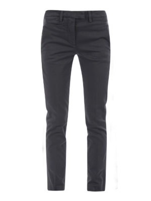 Dondup: casual trousers - Cotton trousers
