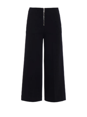 Dondup: casual trousers - Deluxe crop trousers