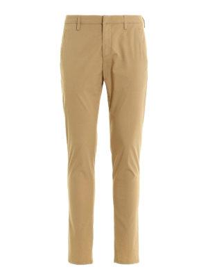 Dondup: casual trousers - Gaubert chino trousers