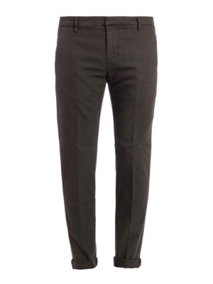 Dondup: casual trousers - Gaubert chino trousers