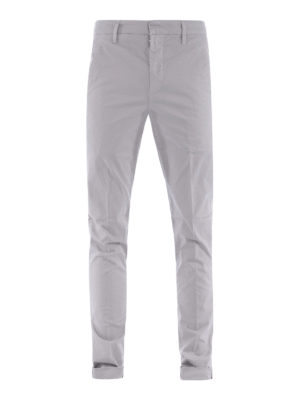 Dondup: casual trousers - Gaubert chinos