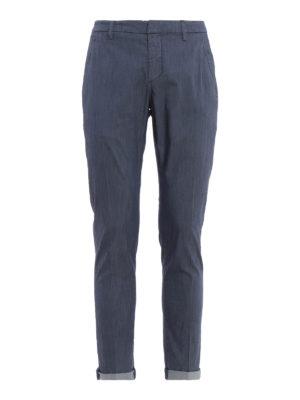 Dondup: casual trousers - Gaubert Fiammato trousers