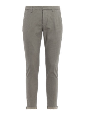 Dondup: casual trousers - Gaubert trousers