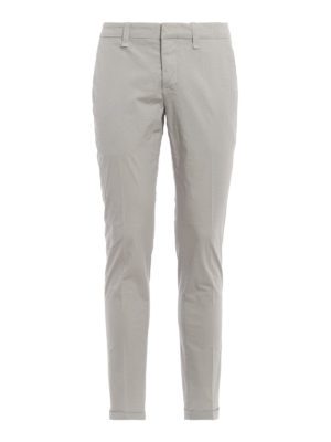 Dondup: casual trousers - Gaucho trousers