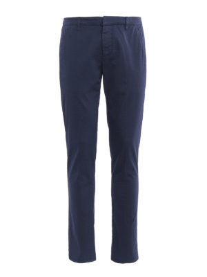 Dondup: casual trousers - Gautier chino trousers