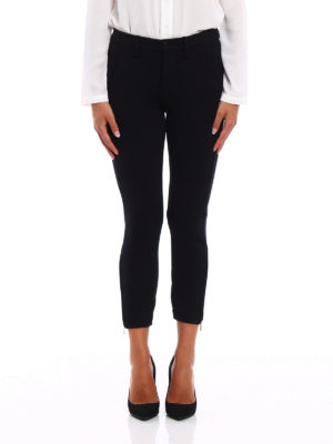 Dondup: casual trousers online - Callaghan scuba trousers