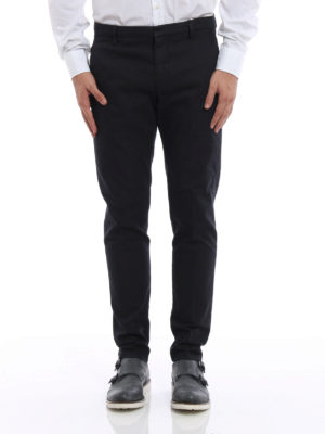 Dondup: casual trousers online - Gaubert chino trousers