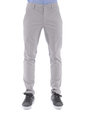 Dondup: casual trousers online - Gaubert chinos