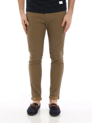 Dondup: casual trousers online - Gaubert trousers