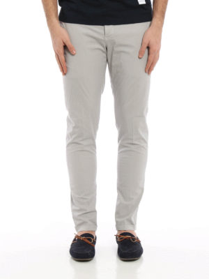 Dondup: casual trousers online - Gaucho trousers